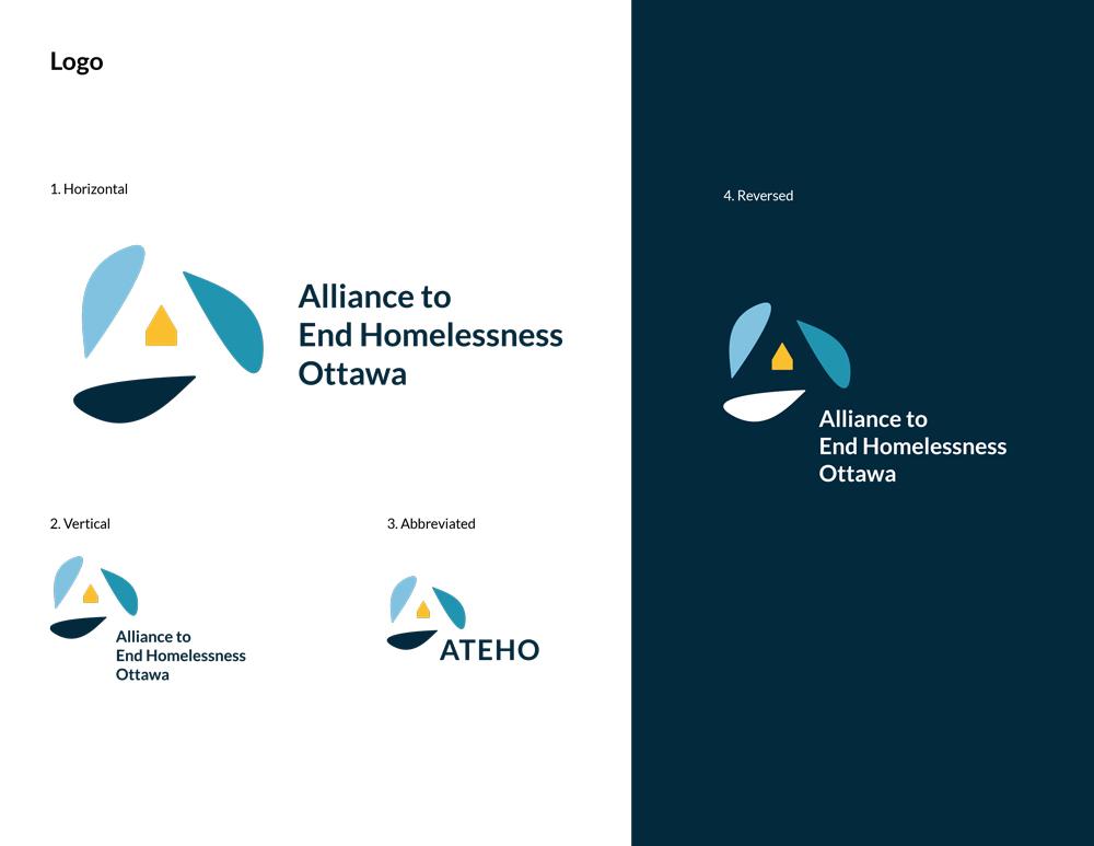 ateho brand guide logos